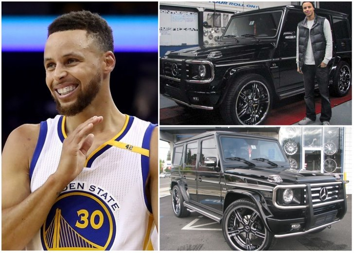 No Credit Car Loans >> Jaw-Dropping Homes and Cars owned by NBA Players - Page 3 ...