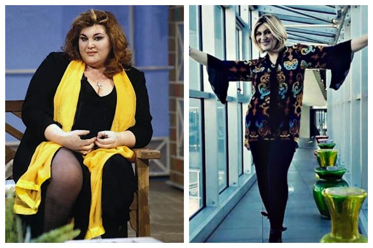 Celebrità che hanno perso peso e cambiato definitivamente ...